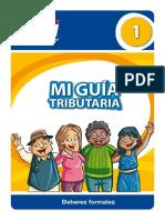 Guía Tributaria 1 - Deberes Formales (Personas Naturales No Obligadas a Llevar Contabilidad)