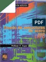 Diseño De Estructuras De Acero Con LRFD - William T. Segui (2da Edición).pdf