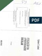 Avaliação da Prendizagem escolar.pdf