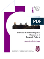 Interfases Hombre Maquina