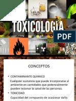 Ecotoxicologia Segunda Unidad