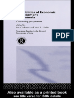 The Politics of Economic Development in Indonesia_ Contending Perspectives.pdf