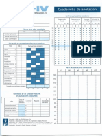Cuaderno Aplicacion Wisc IV