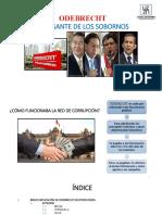 Odebretch y Gobiernos Peruanos