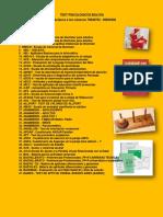 Catálogo Test Psicológicos Bolivia