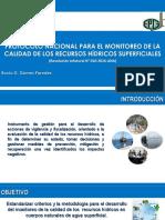Protocolo de Monitoreo r.j010-2016ana