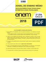 Enem - Ciclo 1 - Prova II - Resoluções