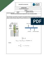 Ecuación sistema de inyección Bomba de combustible