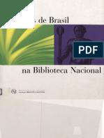 Livro 500 Anos de Brasil Na Biblioteca Nacional