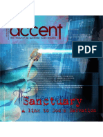 Accent 2008 Q3 - The Sanctuary - A Link to God's Salvation