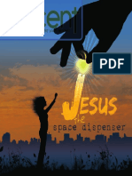Accent 2008 Q1 - Jesus the Space Dispenser