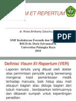 Visum Et Repertum PPT Selasa (1)