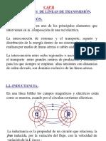 02 Cap II - Parametros Lineas 05-10-18