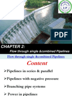 CH2_Flow Through Single Combined Pipelines