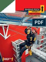 Singing Rock Arbeit-Rettung-Einsatzkräfte