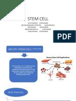 Ppt Stem Cell