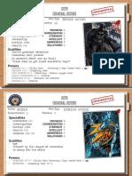 Batman Family vs Gotham