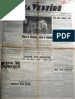 Buna Vestire anul I, nr. 55, 27 aprilie 1937
