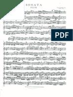 Sonata Franz Benda