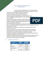 Analisis Financiero y Presupuestario de Ypfb Transierra
