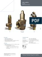 SRV SRV-L Bronze Safety Relief Valve