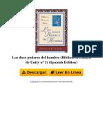 b00ddyllk8 Los Doce Poderes Del Hombre Biblioteca Clasica de Unity n 1 Spanish Edition by Charles Fillmore