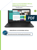 Guia de Acceso a La Plataforma Virtual