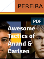 Asim Pereira - Awesome Tactics of Anand & Carlsen