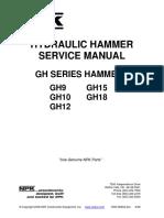 martillos GH9