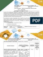 Guía para el uso de recursos educativos - Matriz de análisis de involucrados y Plan de acción