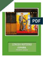 Lengua materna Español plan 2017
