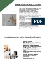 Uso Responsable de La Energia Electrica