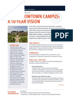 DTC Ten-Year Vision