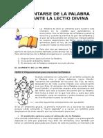Lectio divina para jovenes.doc