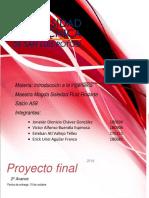 Avance 2 Proyecto Final