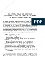 Page - El Sustantivo de Género Contrahecho Un Caso Marginal de Morfología Flexiva