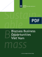 Biomass Business Opportunities in Vietnam e