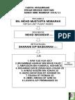 Carta Organisasi Briged Bestari pUSAT aKSES