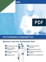 The Safe Foodhandler