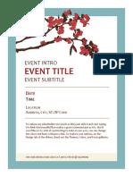 Event Intro