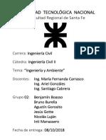 Ingeniería Civil y agricultura en Argentina