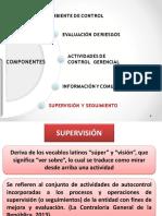 Auditoría Fianciera Exposición- Supervisión