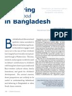 Exploring Fatherhood in Bangladesh