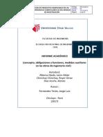 Concepto, Obligaciones y Funciones, Medidas Auxiliares en Las Obras de Ingeniería Civil