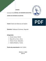 Informe Final Diseño SGC