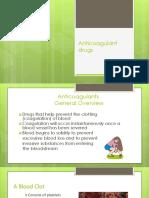 Anticoagulan Drugs