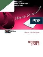FIBA Home Study