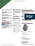 05 Pelaez v. Auditor General - DIGEST