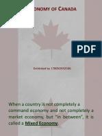 Canada's Economy 2506