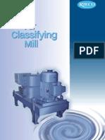Air Classifying Mills